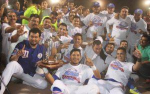 Manzaneros Campeón 2016