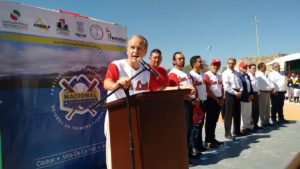Ceremonia inaugural Nacional Béisbol 2016 (Fotos)