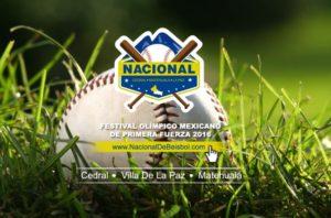 Grupos y Sistema de Competencia – Nacional Beisbol Primera Fuerza 2016