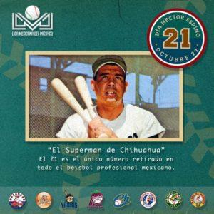 Hoy 21 de Octubre es el Día de Héctor Espino