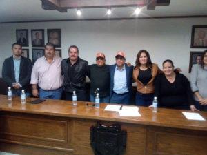 Nueva Directiva de Algodoneros de Delicias