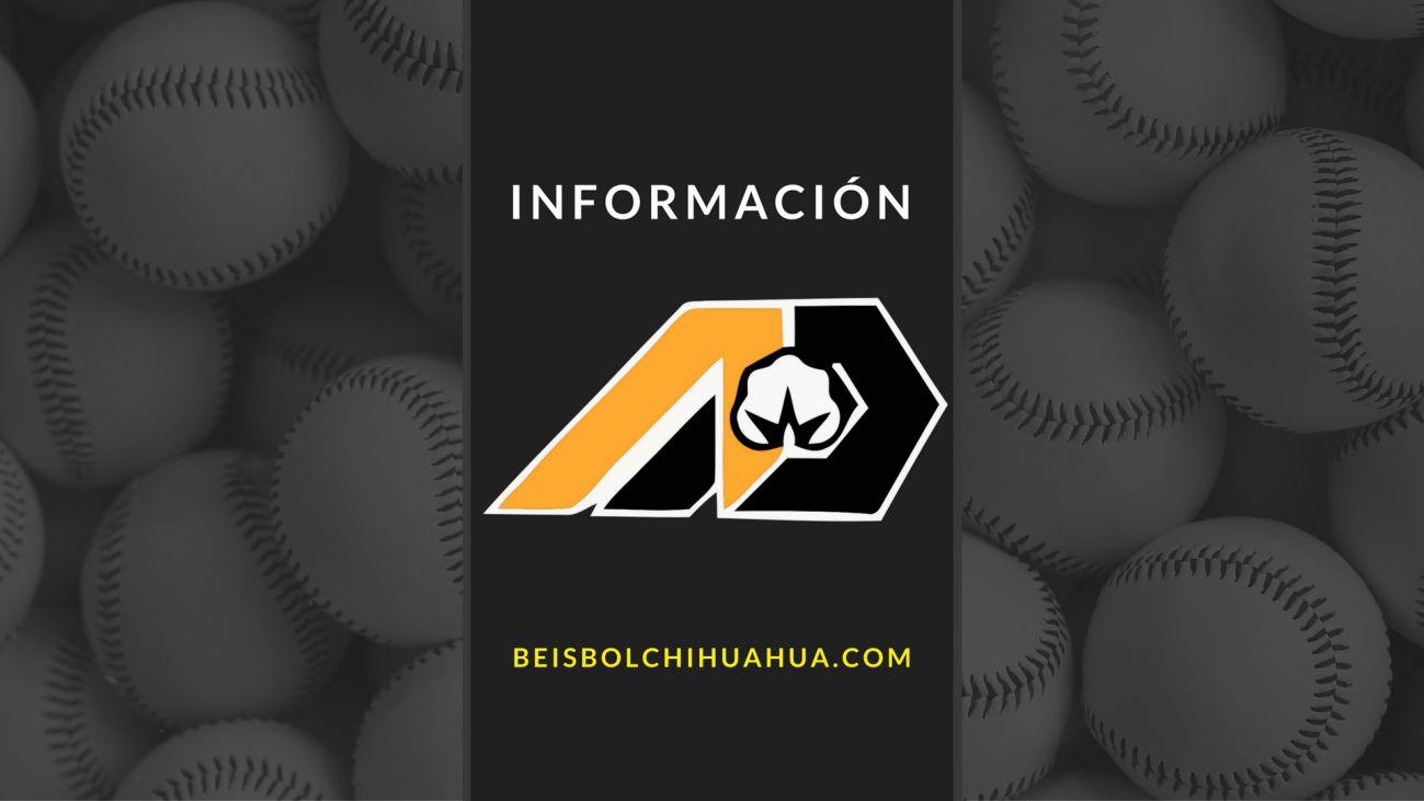 Informacion Nota Algodoneros Delicias beisbol chihuahua