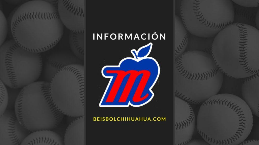 Informacion Nota Manzaneros Cuauhtemoc beisbol chihuahua