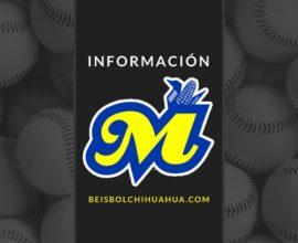 Informacion Nota Mazorqueros Camargo 2 beisbol chihuahua