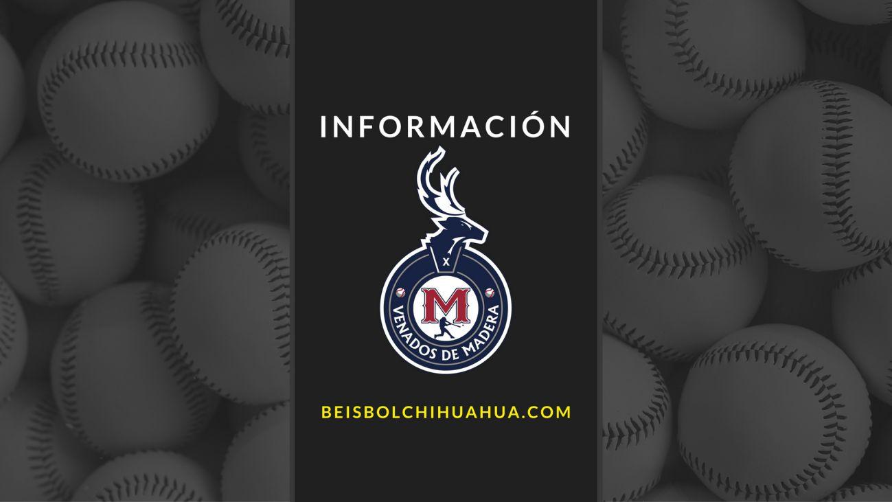 Informacion Nota Venados Madera beisbol chihuahua