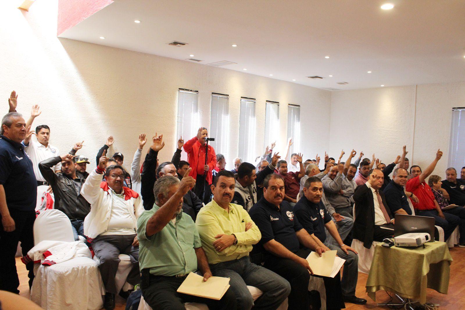 eleccion nuevo presidente asociacion estatal beisbol chihuahua 2017 francisco javier fierro