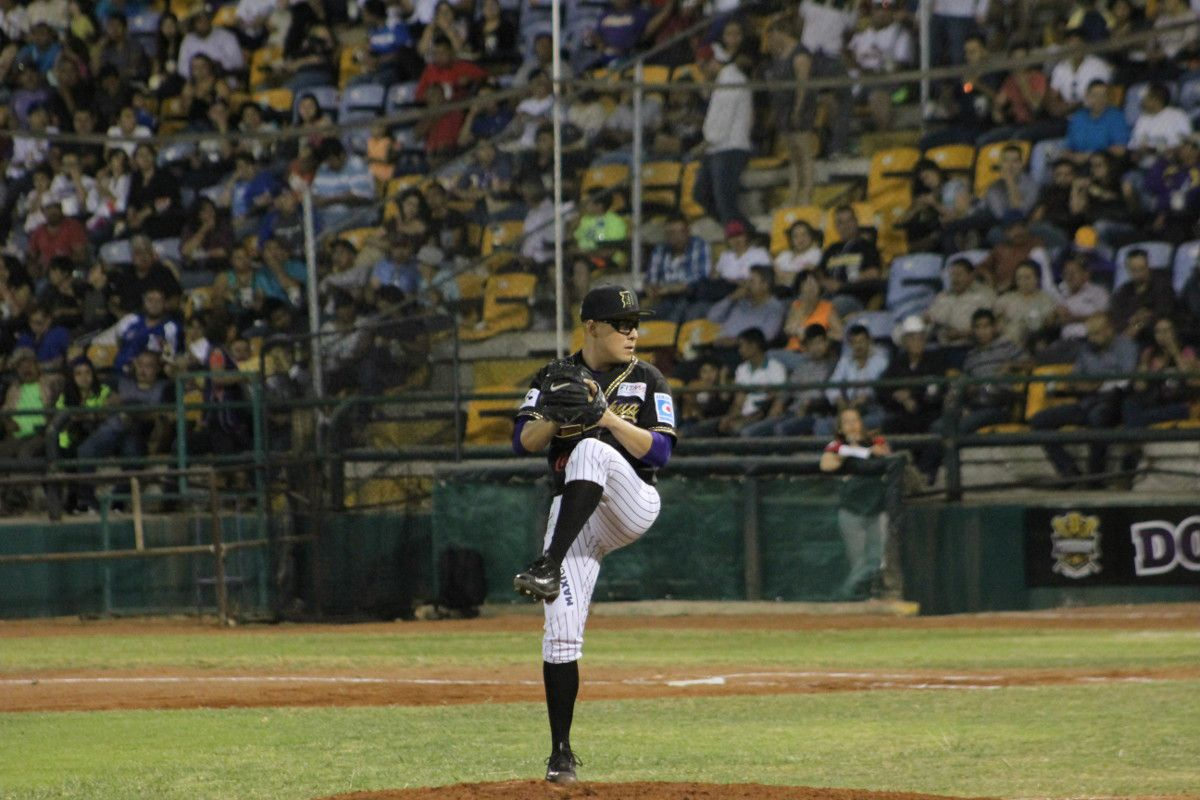 david gardea gallito dorados chihuahua 2017 pitcher