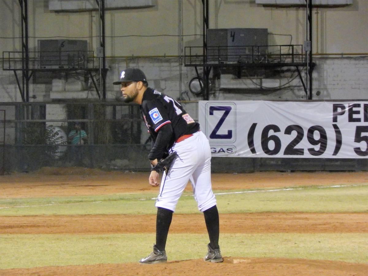 pitcher delicias algodoneros 2017