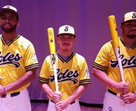 uniformes 2018 soles ojinaga beisbol chihuahua amarillo