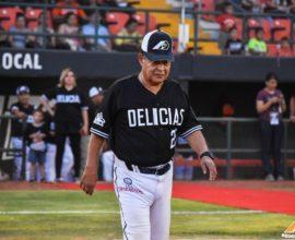 manager paquin estrada algodoneros 2018 beisbol chihuahua