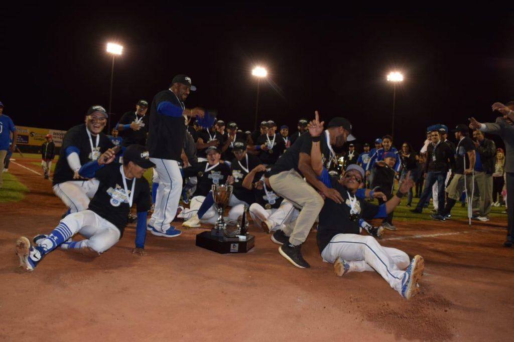 campeones manzaneros cuauhtemoc 2018 besibol chihuahua