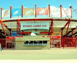 Estadio Juarez Vive