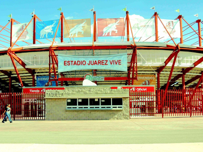 Estadio Juarez Vive