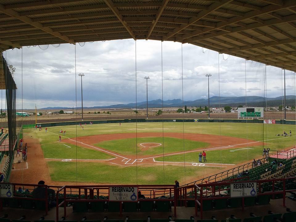 Estadio madera 2016