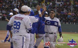 Manzaneros algodoneros 5 a 1 semifinales 2016 beisbol chama mendoza.