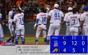 manzaneros algodoneros semifinal 2016 juego 5 beisbol chihuahua
