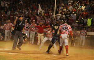 semifinales 2016 rojos jimenez dorados chihuahua beisbol juego 1