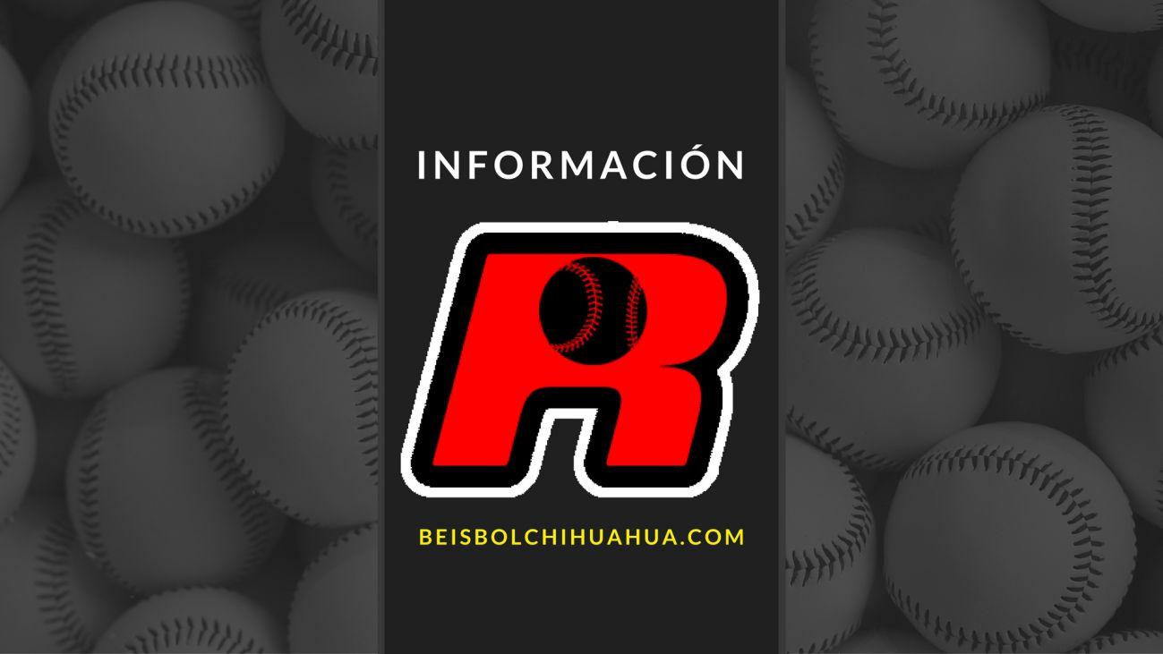 Informacion Nota Rojos Jimenez beisbol chihuahua