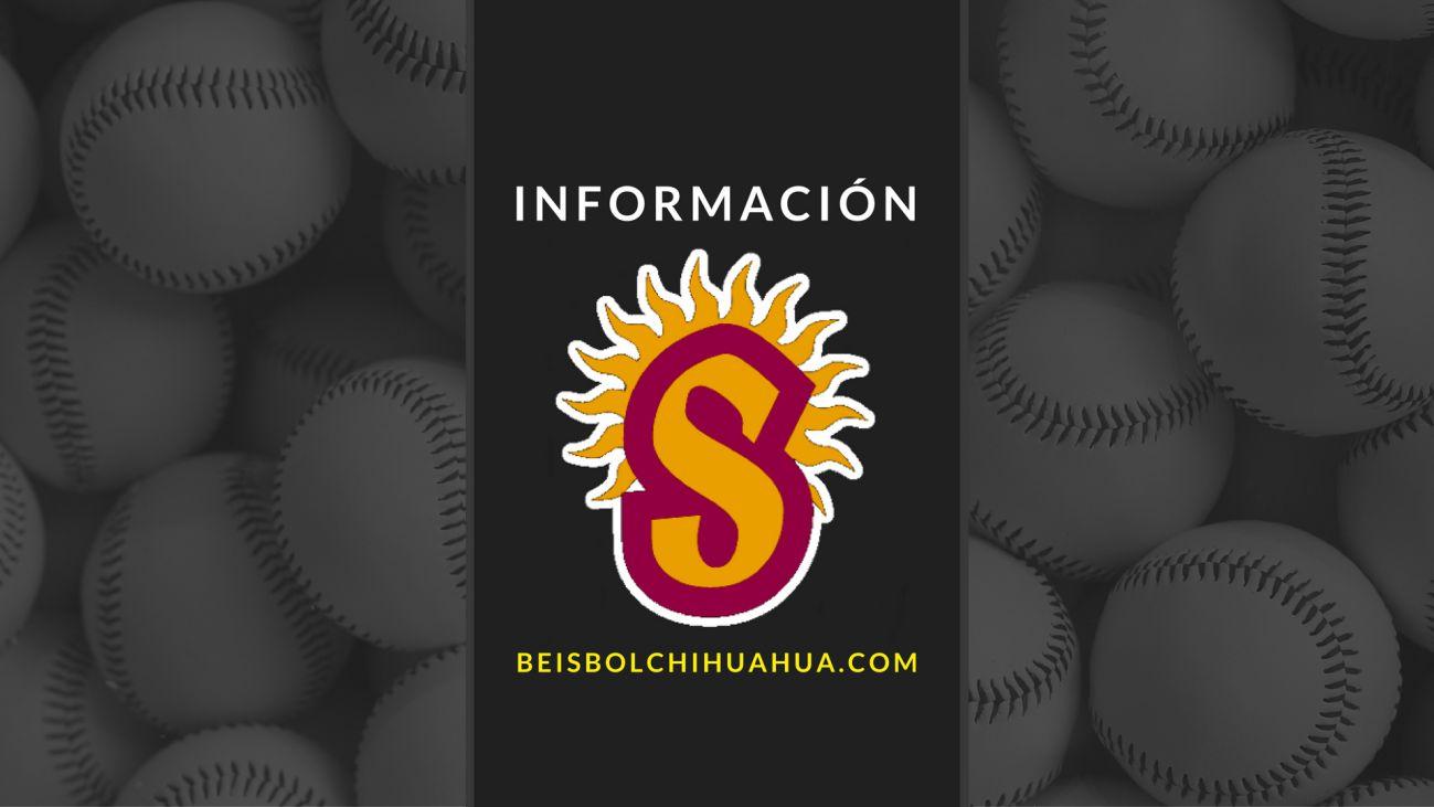 Informacion Nota Soles Ojinaga beisbol chihuahua