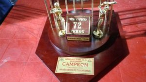 trofeo 72 ceros manazaneros 2016 beisbolchihuahua