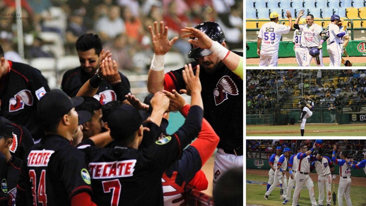 Portada Estadisticas 2017 beisbol chihuahua nota