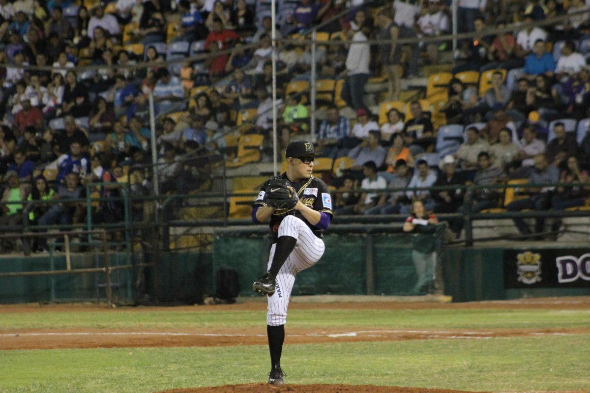 david gardea gallito dorados chihuahua 2017 pitcher