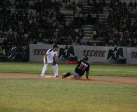 juego uno final 2017 beisbol chihuahua juarez indios mineros parral