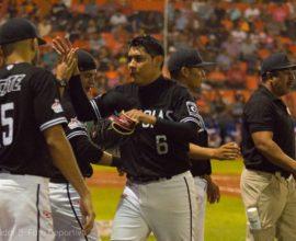 festejo algodoneros delicias mario gonzalez final 2018 beisbol chihuahua